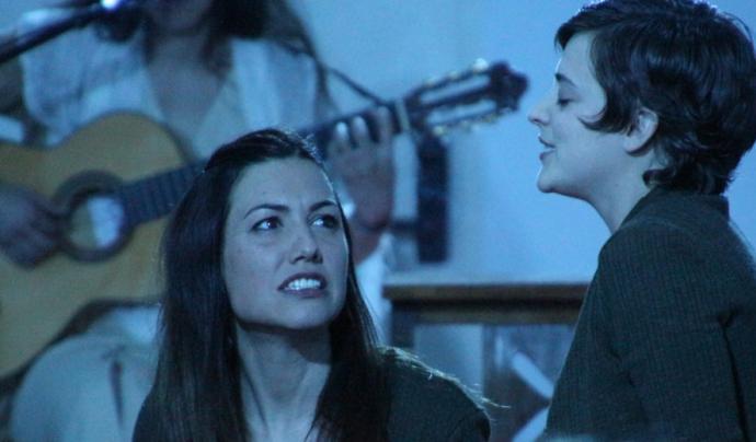 Una de les actuacions previstes a l'EVA, el Festival En Veu Alta Font: Festival En Veu Alta