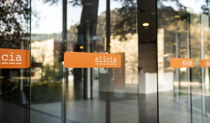 Exteriors de Fundació Alícia Font: Fundació Alícia