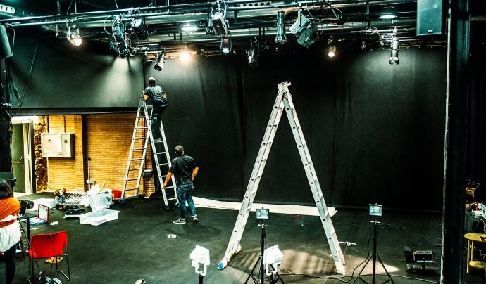 Les obres de teatre són una producció pròpia de l'Escenari Joan Brossa. Font: Ajuntament de Barcelona