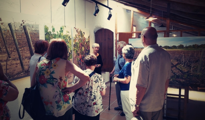 Una de les activitats que desenvolupa La Principal de Vilafranca Font: Societat Casal La Principal de Vilafranca del Penedès
