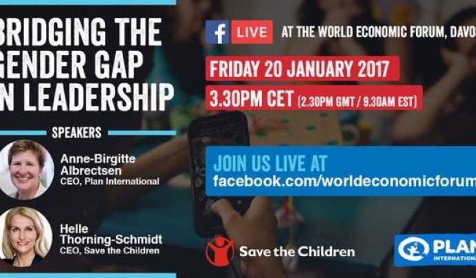 Facebook Live organitzat per Save the Children. Font: Twitter