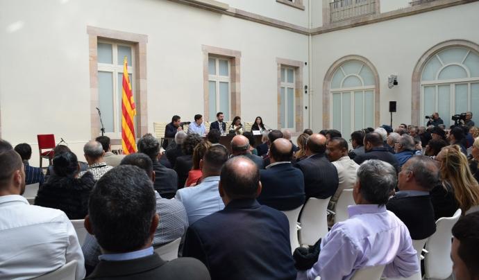 FAGiC aposta per l'associacionisme local i cohesionar la societat catalana amb el poble gitano. Font: FAGiC. Font: Font: FAGiC.