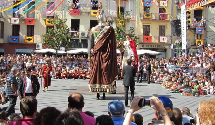 El Seguici Popular tindrà una Orquestra Tradicional i una nova posada en escena de les figures.  Font: Ajuntament d'Olot