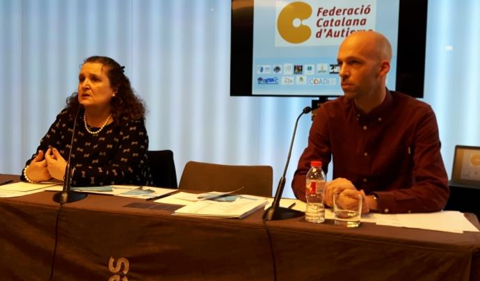 Alfred Hidalgo, president de la Federació Catalana d'Autisme.  Font: Federació Catalana d'Autisme