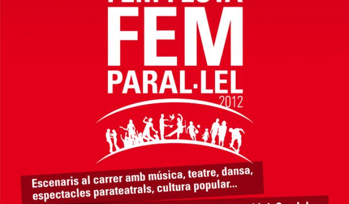 Cartell de FEM Paral·lel