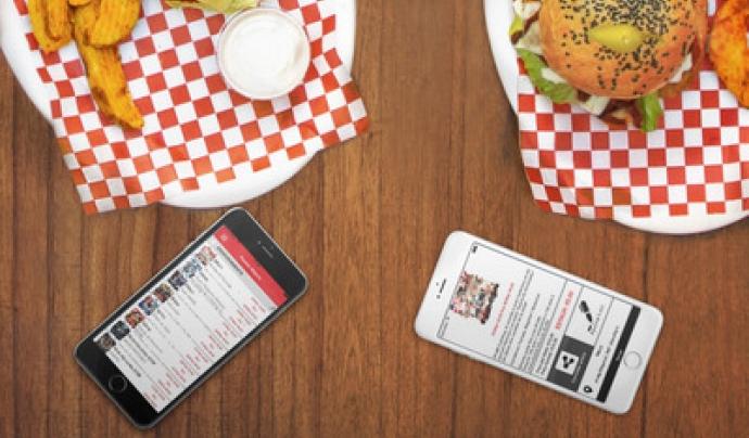 L'app és consultiva i permet la interacció entre usuaris (font: Fescat)