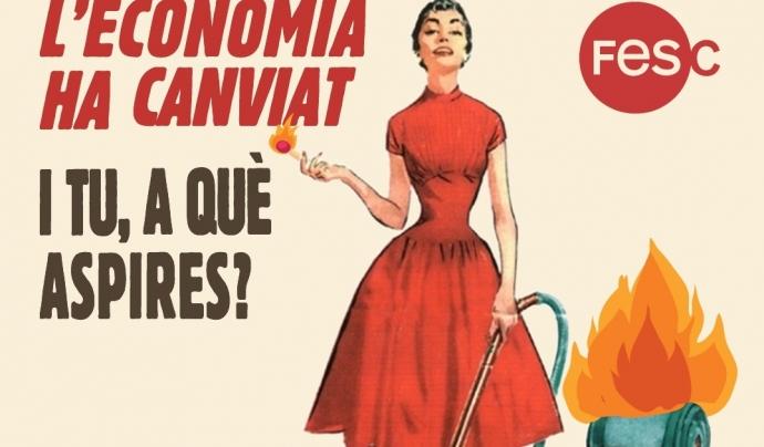 L'objectiu de la fira és reflexionar i debatre al voltant de l'economia social i solidària. Font: FESC. Font: Font: FESC.