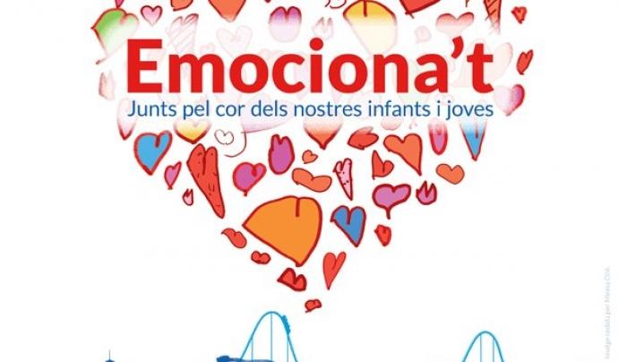 Cartell de la IV edició de la Festa del Cor (Font:festadelcor.com)