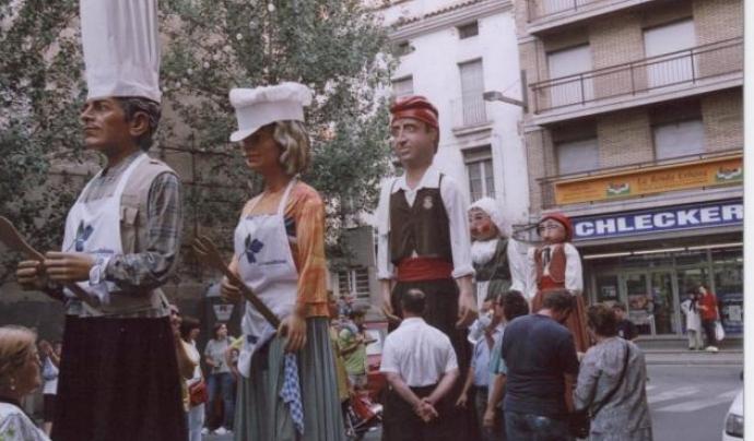 Festes de Santa Caterina, Igualada