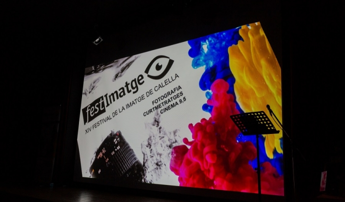 La Trobada Internacional de Cinema 9,5 mm, celebra enguany la seva 48a edició. Font: Festimatge