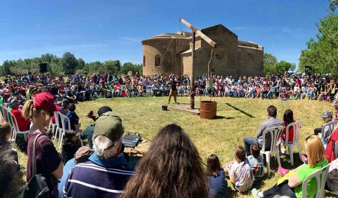 El festival Llavors se celebrarà a Balaguer del 3 al 4 de setembre.  Font: Festival Llavors
