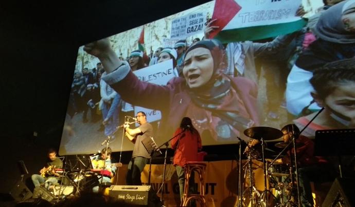 Terra Gollut film festival és una de les iniciatives que hi participa. Font: Tectònic