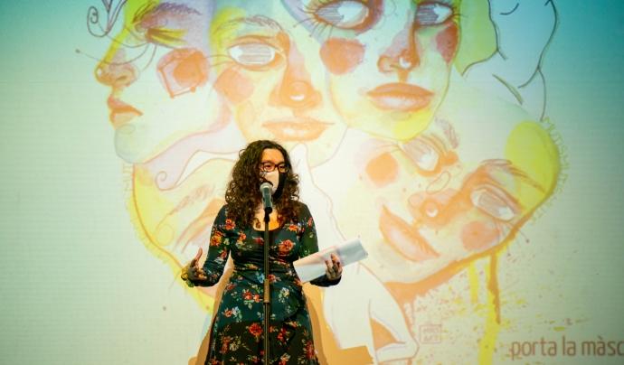 Alba Saura Clares, directora artística del Festival Mutis. Font: Festival Mutis