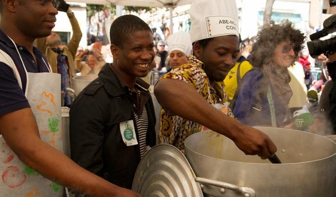 Festival Sopes del Món 2014. Font: Ivan Ortiz (Picasa)