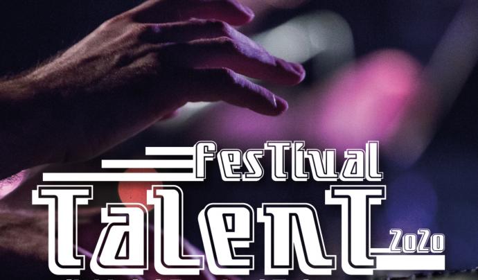 Imatge promocional del Festival Talent del Taller de músics. Font: Taller de músics
