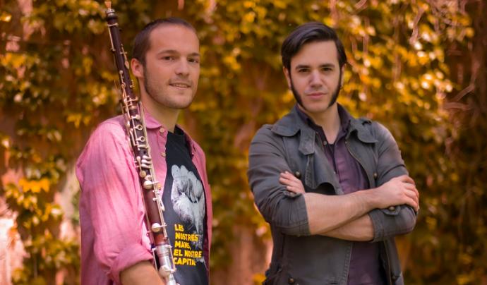 Dos dels músics que actuaran a la Fira