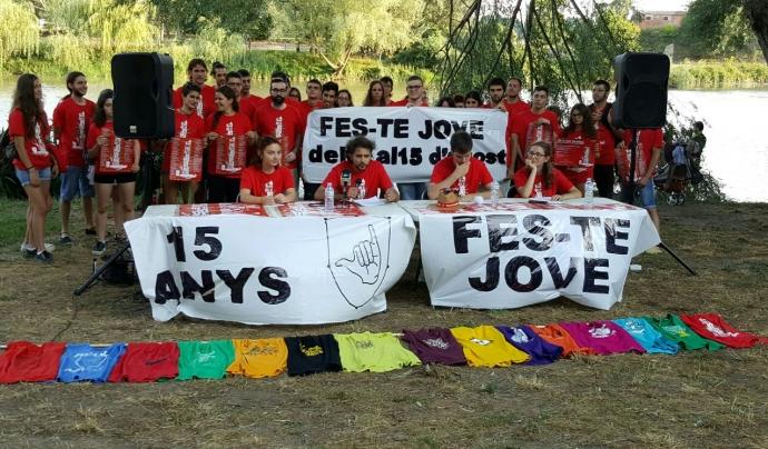 Fes-te Jove! (del 4 al 14 d'agost, Manlleu)