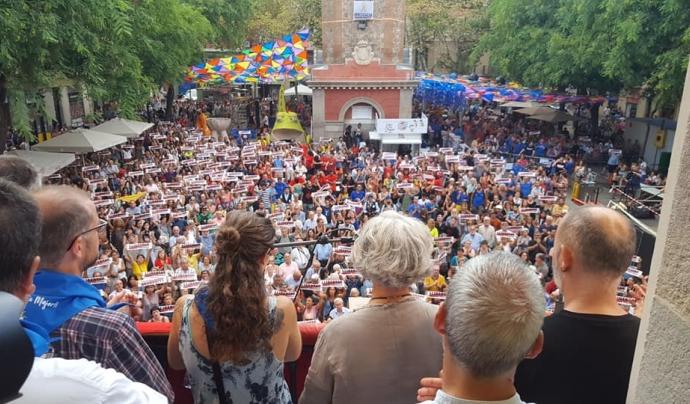 Font: Fundació Festa Major de Gràcia