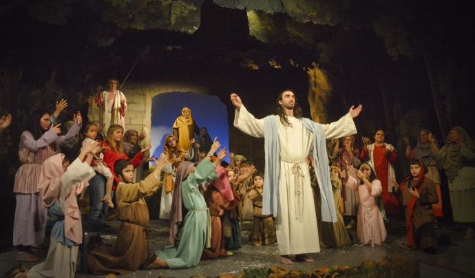 El teatre del Foment Hortenc acull de nou 'Els Pastorets'. Font: Foment Hortenc