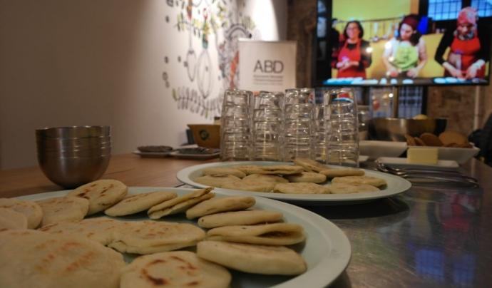 La gastronomia és l'eina per fomentar la inclusió de dones migrants. Font: ABD