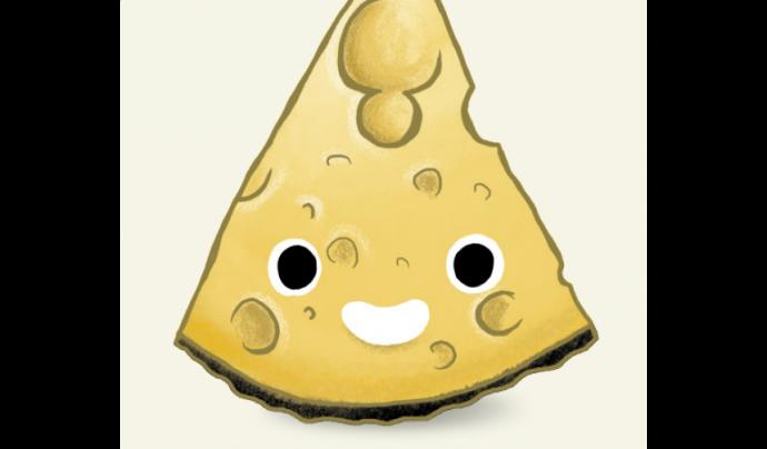 Carta formatge joc (des)vestint aliments