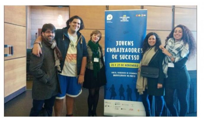 Trobada dels participants del projecte europeu 'Empowering Youth Potencial, en el qual va prendre part Fundación Esplai. Font: Fundación Esplai