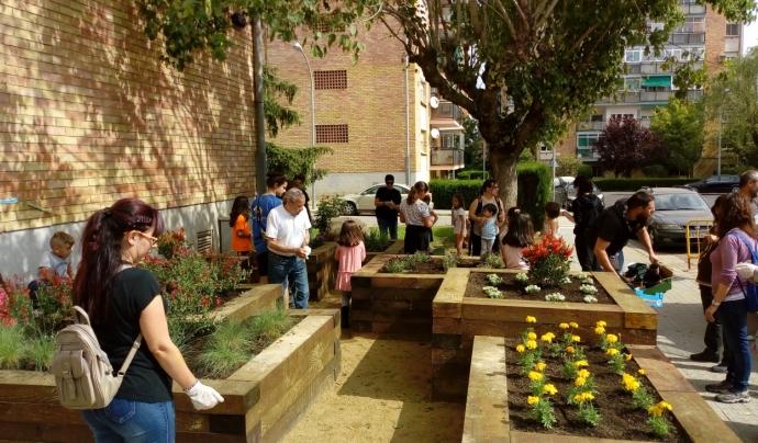 La Festa de la Primavera és una de les moltes activitats que organitza l'AV de la Font dels Capellans Font: AV de la Font dels Capellans