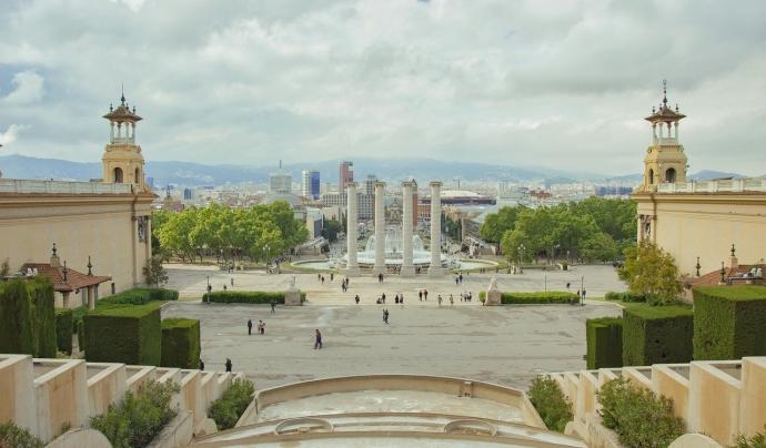 Barcelona porta anys lluitant contra els efectes del canvi climàtic. Font: Pixabay