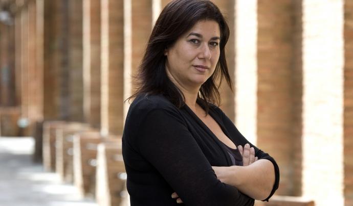 Ana Contreras, presidenta de Drom Kotar Mestipen Font: Drom Kotar Mestipen