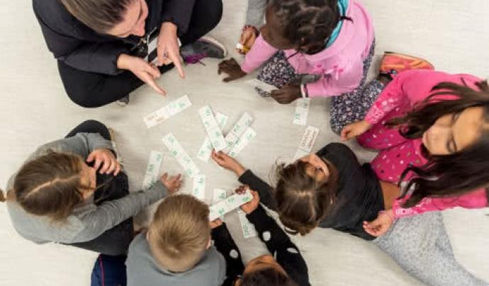 Activitats de lleure a les escoles per millorar l'èxit educatiu, Consorci Badalona Sud