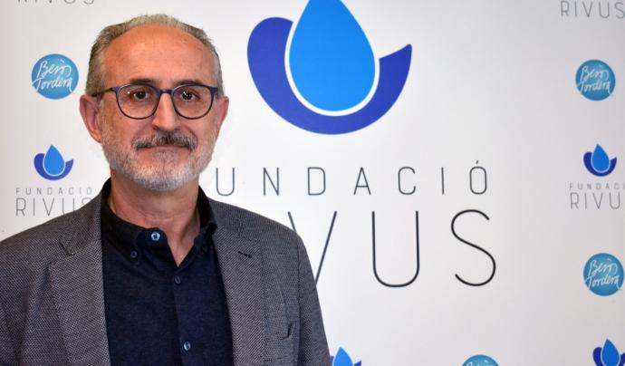 Josep Monràs, president de la Fundació Rivus i del Consorci Besòs Tordera. Font: Consorci Besòs Tordera