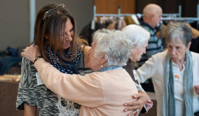 Amics de la Gent Gran celebra 30 anys treballant per millorar la qualitat de vida de la gent gran. (Font: Francisco Guirao)