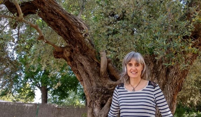 Núria Esteve forma part de l'Associació Trenca Font: Associació Trenca