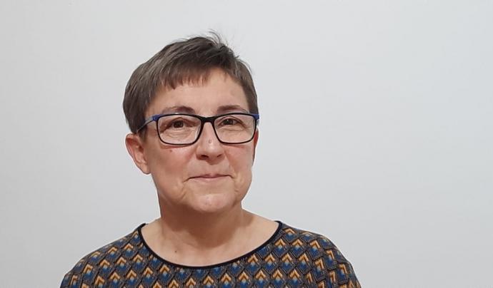 MarÍa Pilar Botaya, Presidenta d'Associació Violeta Font: Associació Violeta