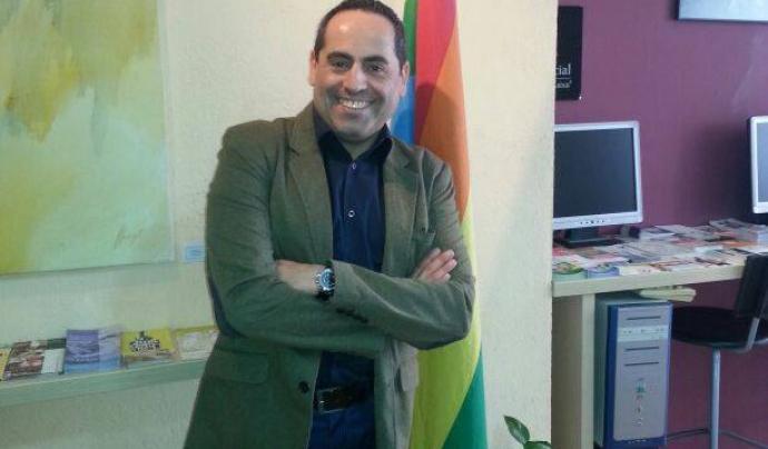 Joaquim Roqueta, president de la Plataforma LGTBI i Gais Positius