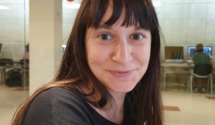 Joana Castro, de la Fundació Bayt Al-Thaqafa. Font: Fundació Bayt al-Thaqafa