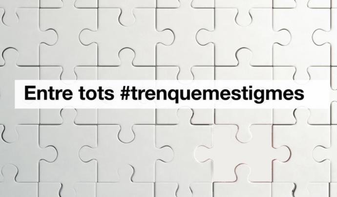 Lema i hashtag de la campanya