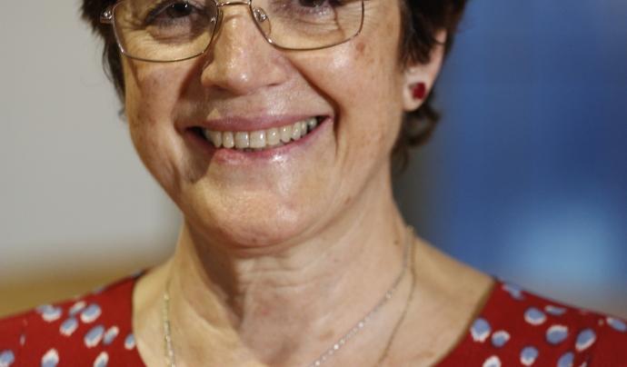 Francina Alsina, nova presidenta de la Taula del Tercer Sector Font: Taula del Tercer Sector