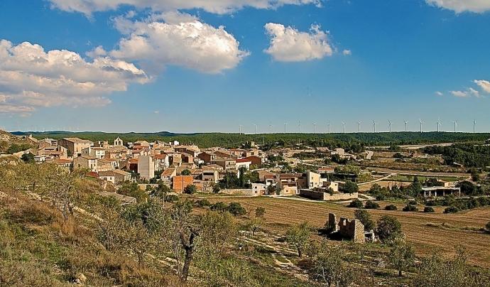 Fulleda també forma part de l'Associació de Micropobles de Catalunya. Font: Associació de Micropobles de Catalunya.  Font: Associació de Micropobles de Catalunya