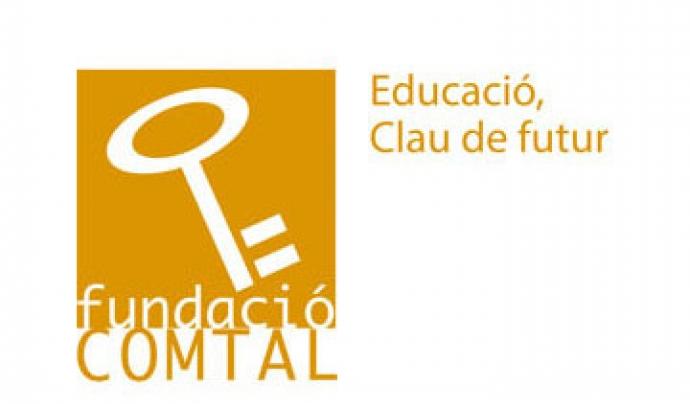 El lema de la fundació Font: Fundació Comtal