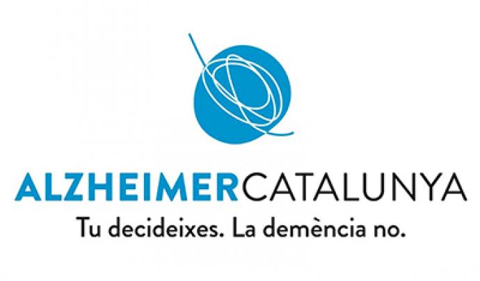 Logo de la Fundació Alzheimer Catalunya. Font: Alzheimer Catalunya