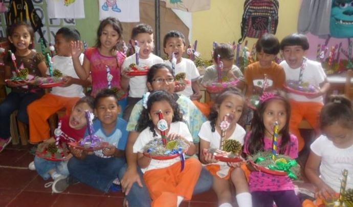 La Fundació Cristal dóna suport a infants amb dificultats.