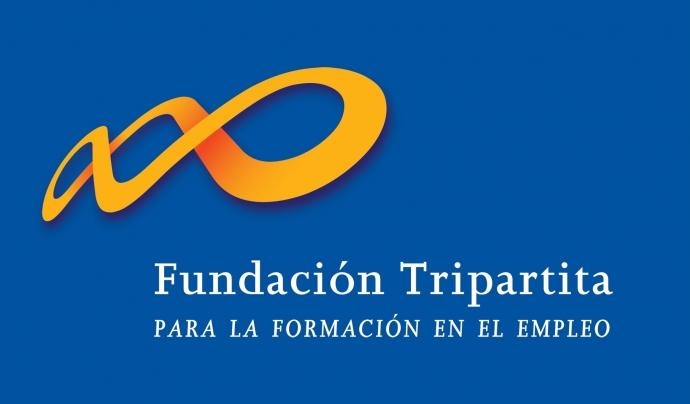Logotip Fundacion Tripartita. Font web Fundación Tripartita