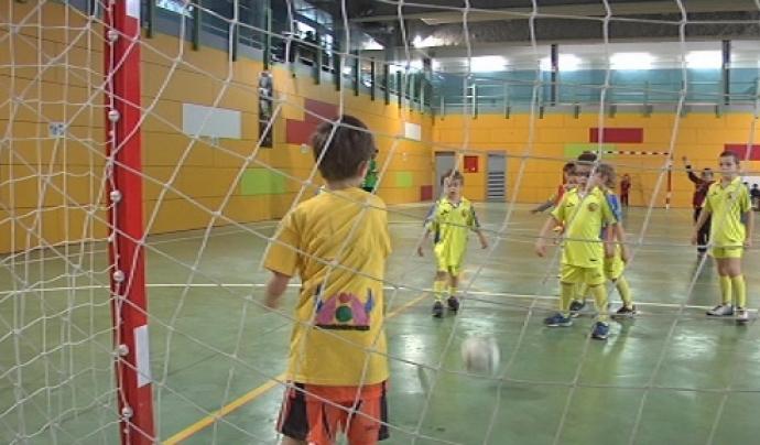Enguany les Jornades de Futbol Solidari arriben a la XXIII edició. Font: Futbol Solidari