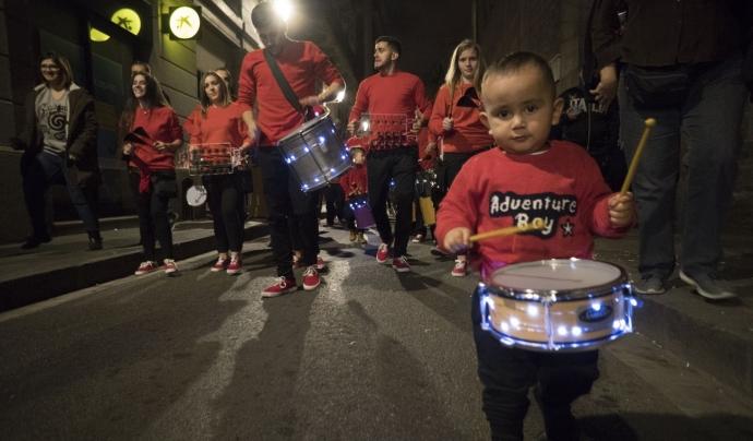 Des d'ARTiPARTraval fan una crida a participar a l'espectacle comunitari 'Lluernes d'Hivern'