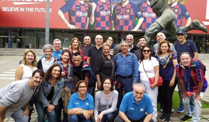 Visita Museo del Barça Font: Associació Catnova y Pejucat