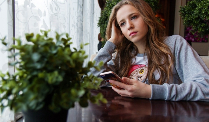 La Direcció General de Joventut ha publicat una guia per a joves sobre la gestió emocional durant el confinament i una altra adreçada a professionals de joventut Font: nastya_gepp (Pixabay)