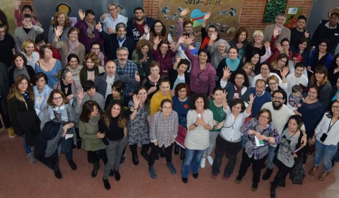 La fundació porta més de 30 anys treballant per millorar la vida de milers de persones gitanes. Font: FSG. Font: Font: FSG