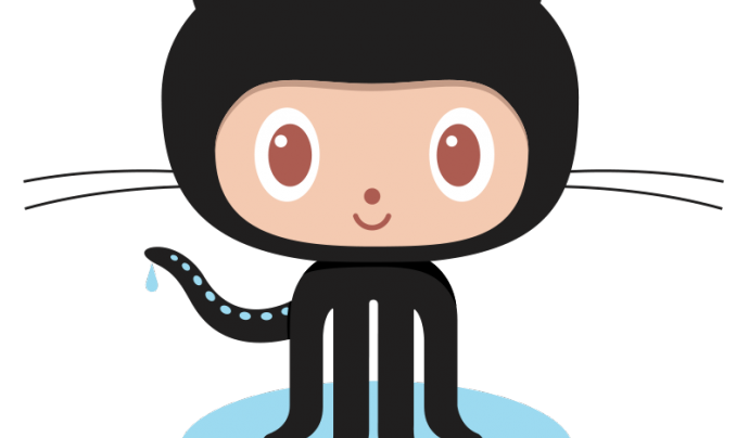 Logotip de GitHub