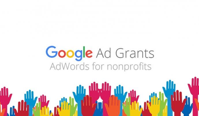 Google AdGrants és un dels serveis de Google Non Profits